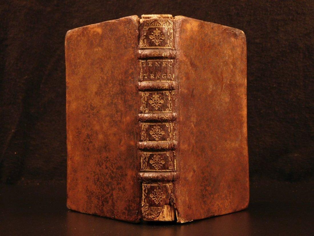 1678 SENECA Stoic Philosophy Stoicism Latin Tragedies