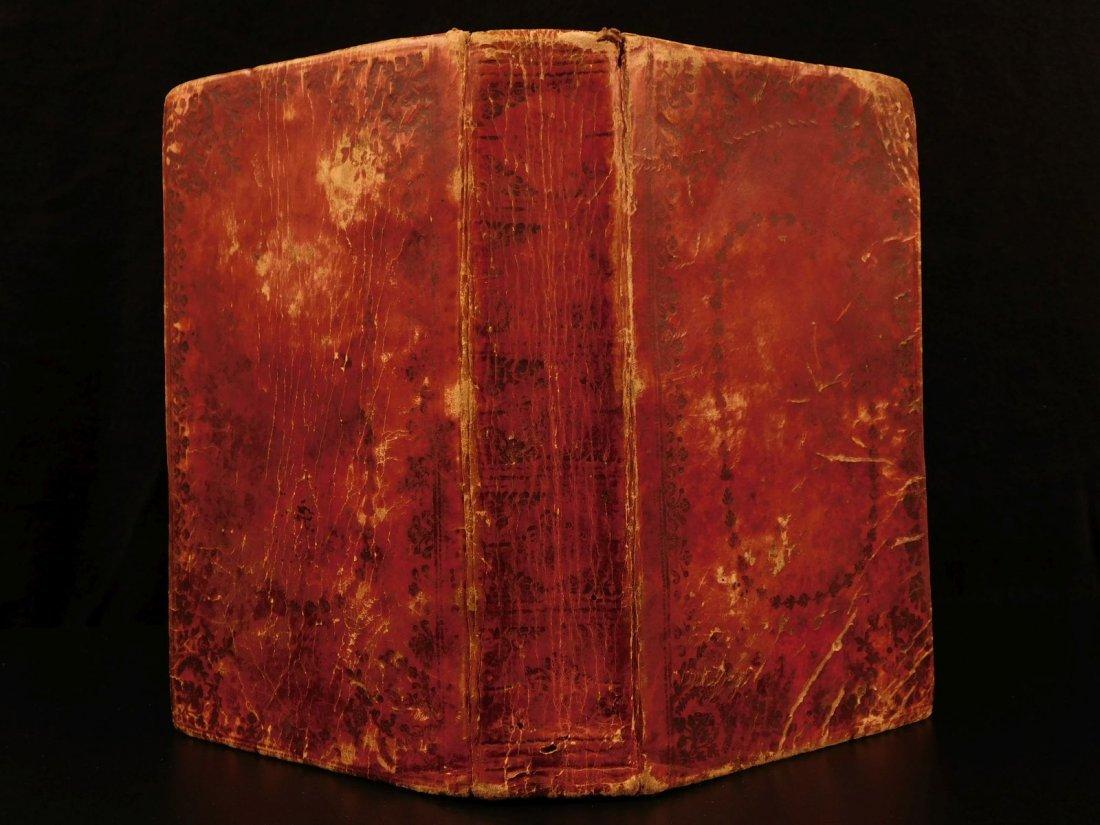 1805 Bizarre Macabre Illustrated Prayer Book German