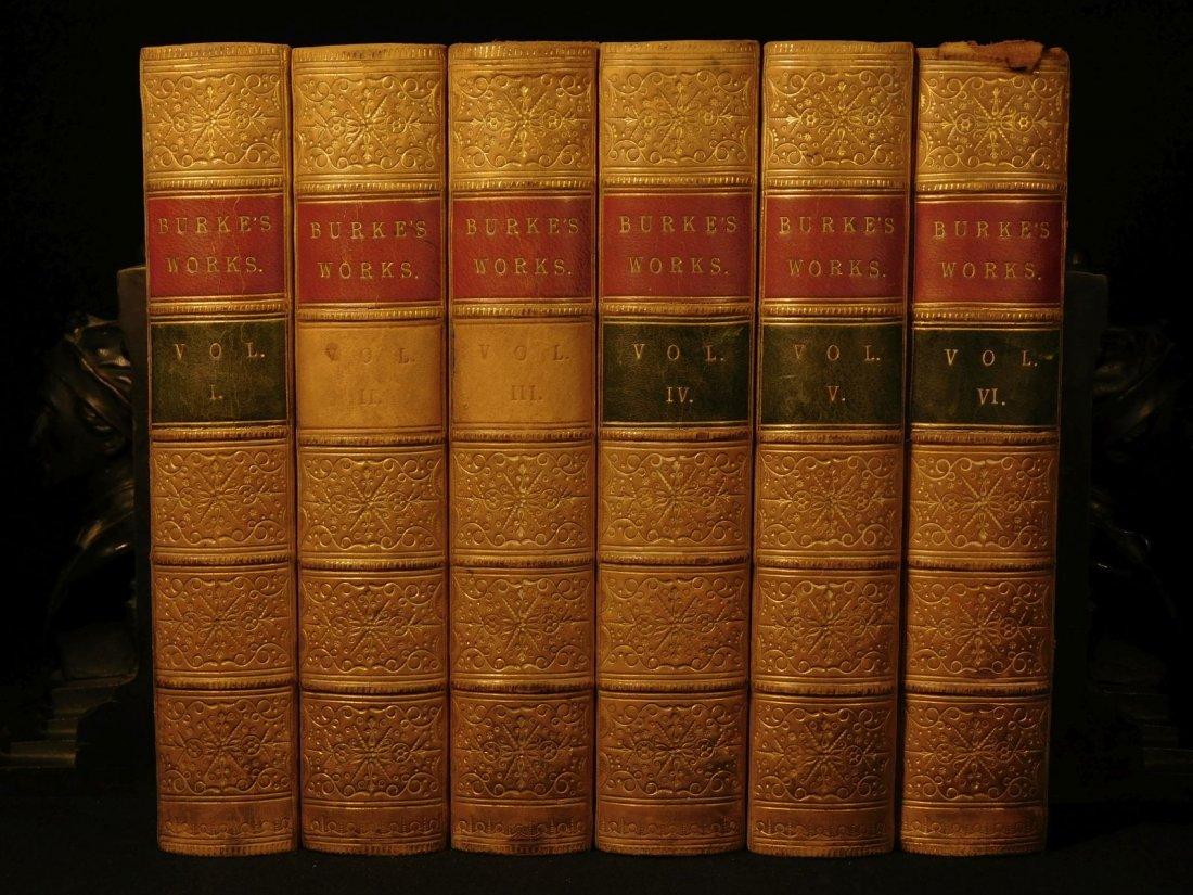 1864 Edmund Burke Complete Works Essays Political