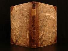 1788 Greek Travels of Anacharsis ATLAS Maps Greece