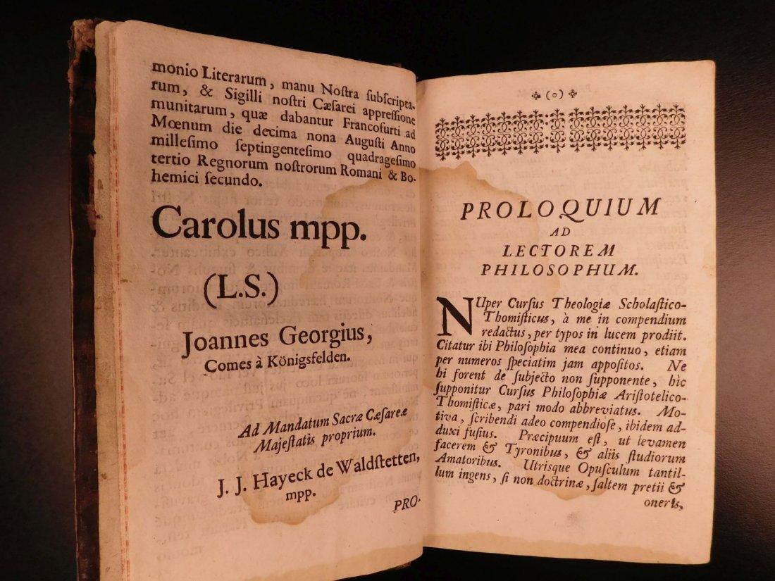 1744 Philosophy & Metaphysics Anselm Schnel Cursus - 5