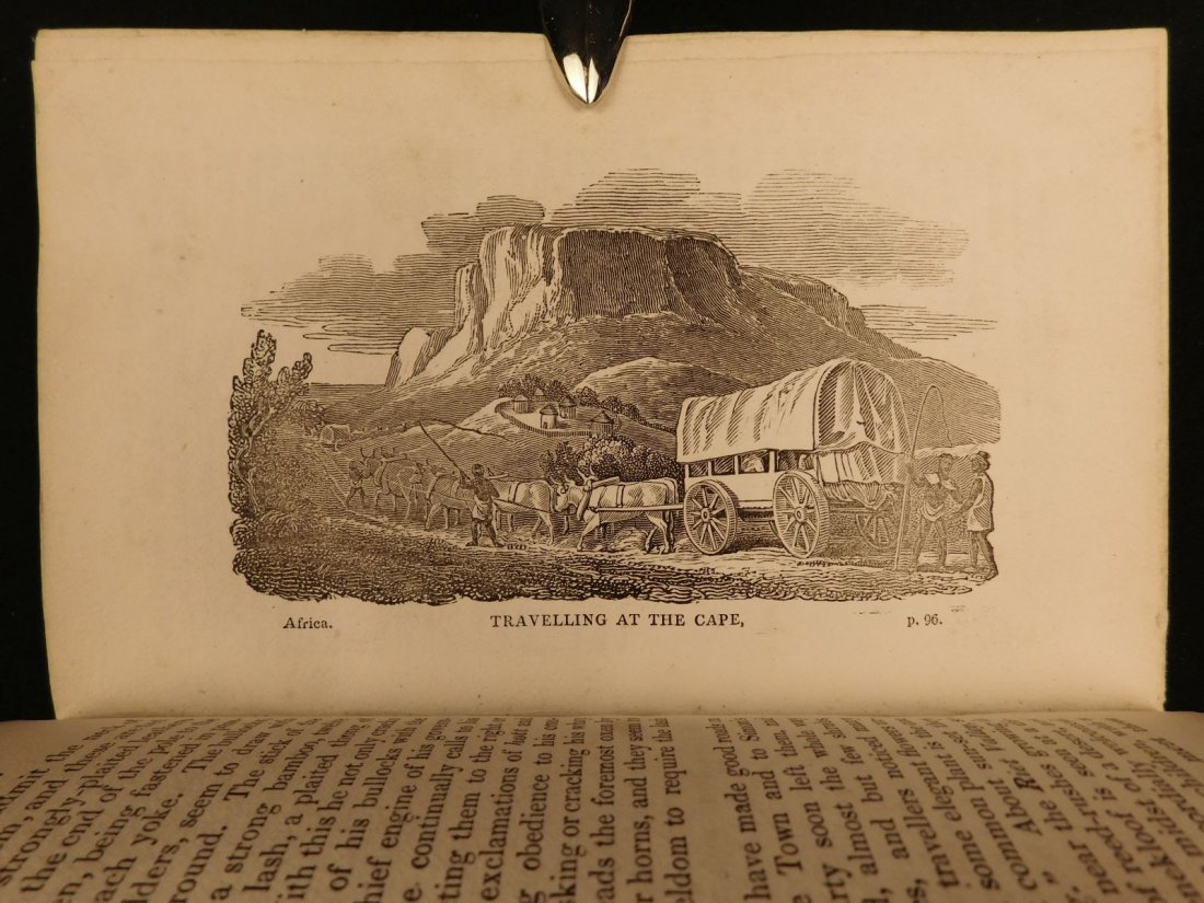 1828 1ed VOYAGES ASIA Africa China Superstitions SLAVER - 7