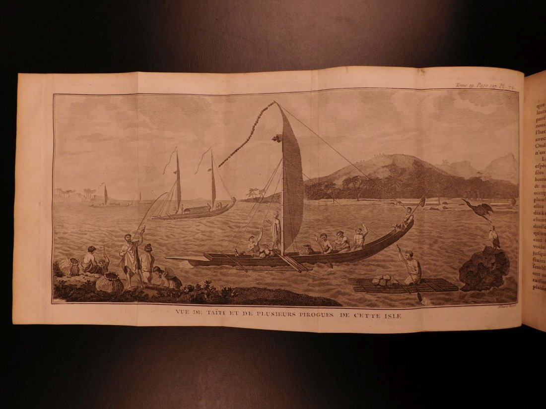 1780 1ed VOYAGES Captain Cook Maps Comm Byron America - 8