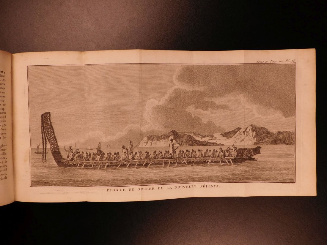 1780 1ed VOYAGES Captain Cook Maps Comm Byron America - 9