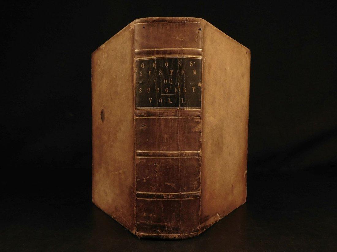 1862 GROSS Anatomy & Surgery Civil War Surgeon OWNED Me