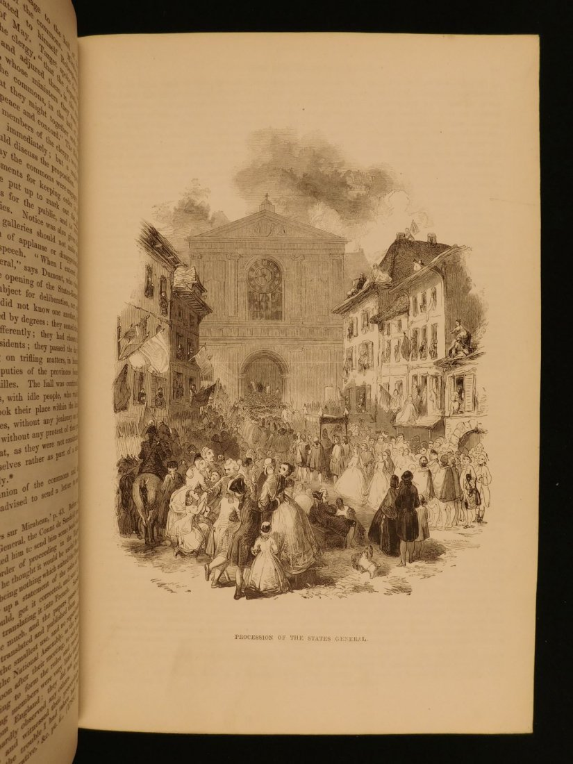 1850 1st ed France and Its Revolutions Illustrated - 4