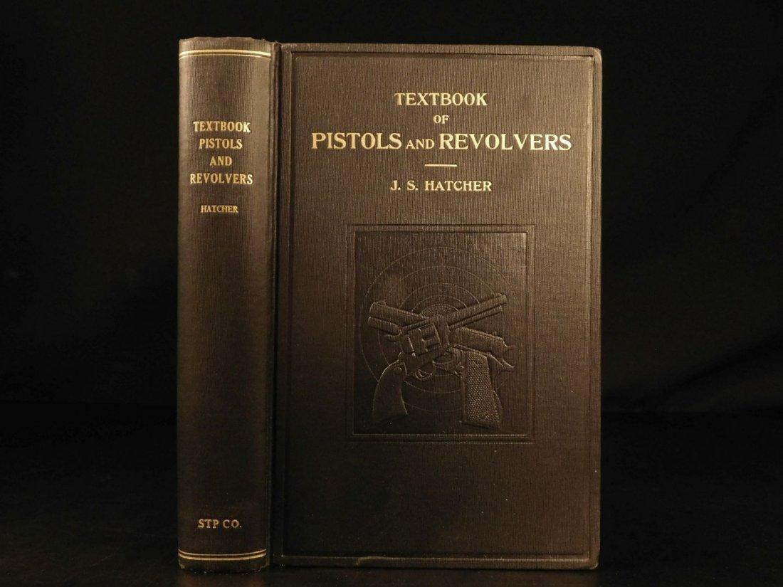 1935 GUNS 1st ed Pistols & Revolvers American Firearms