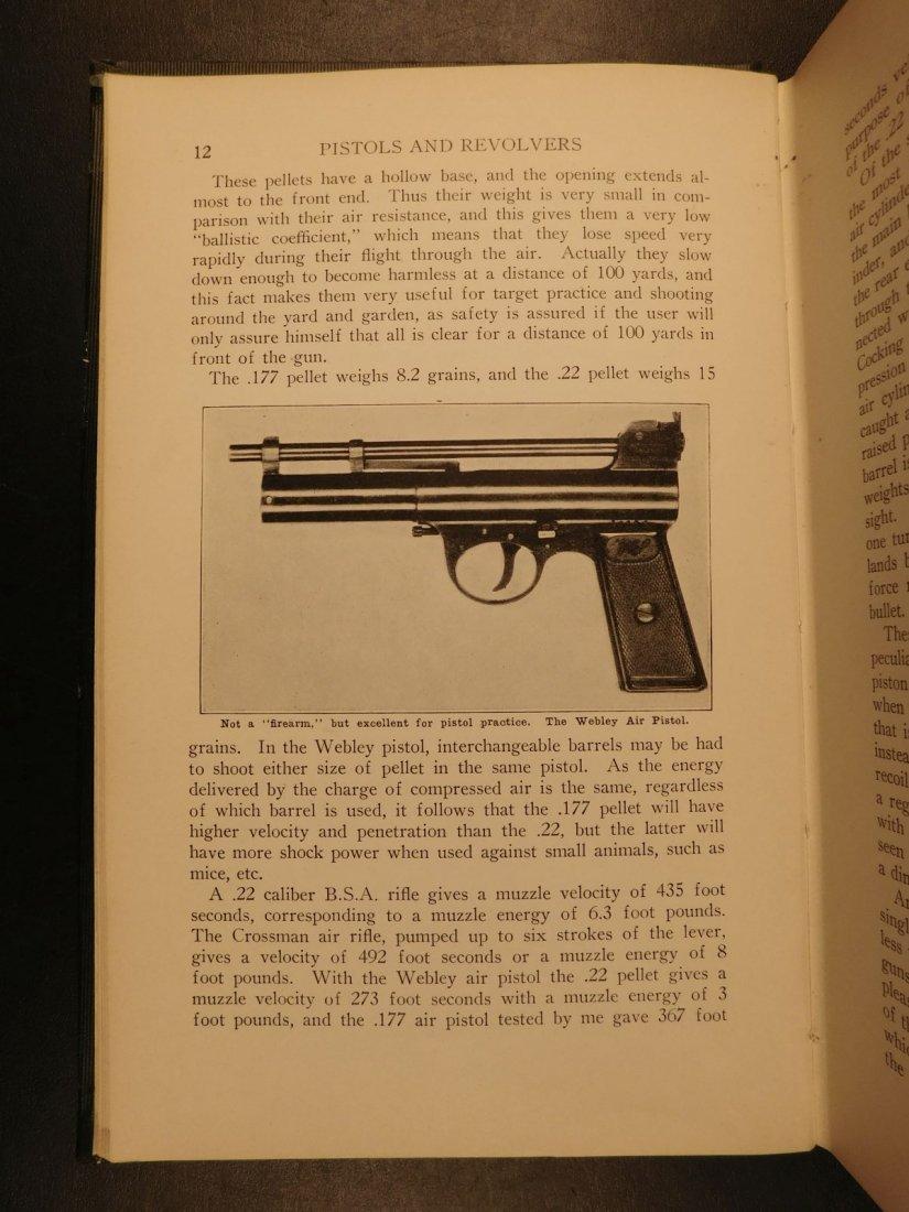 1935 GUNS 1st ed Pistols & Revolvers American Firearms - 5