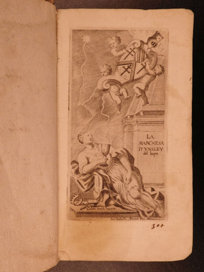 1685 The Marquise of Huntley by Antonio Lupis Italian - 2