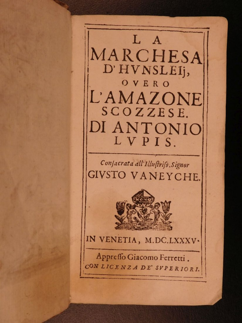1685 The Marquise of Huntley by Antonio Lupis Italian - 3