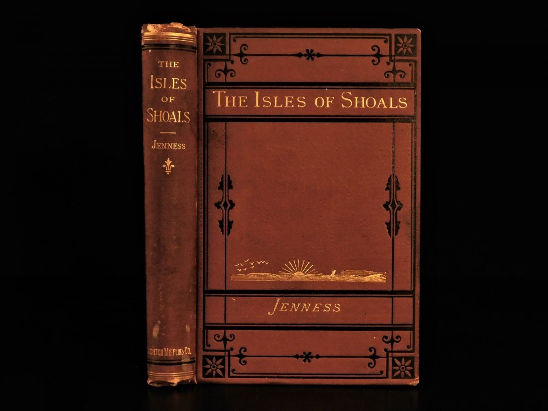 1884 Isles of Shoals New England Native American Coloni