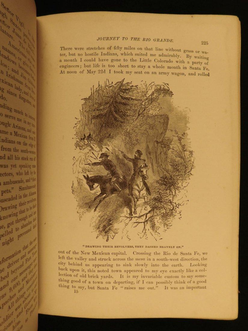 1877 1st ed Western Wilds Mormon Migration Native Ameri - 9