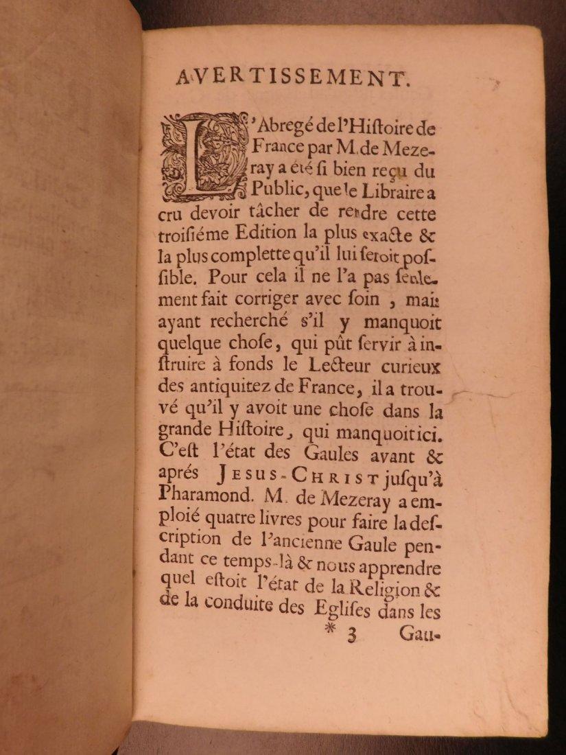 1696 History of France Clovis Pharamond Legends Saint - 4
