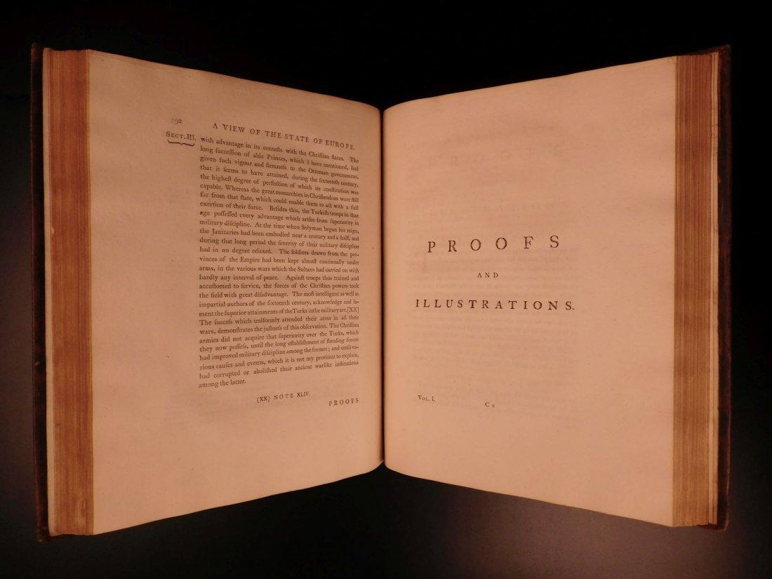 1769 1st ed History of Charles V Holy Roman Empire - 7