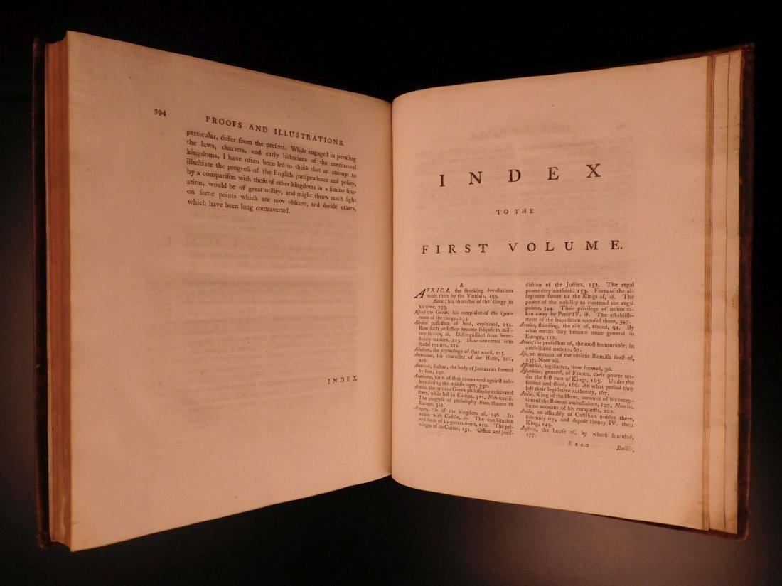 1769 1st ed History of Charles V Holy Roman Empire - 8
