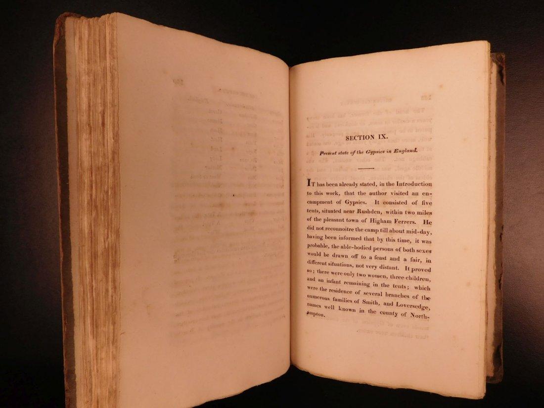 1816 1st ed Survey of GYPSIES Customs Hoyland Romani - 8