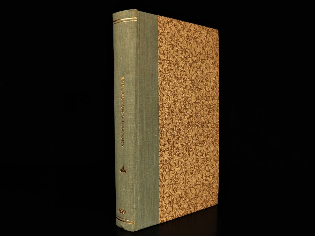1839 American Field of Mars Indian WAR & Discovery of