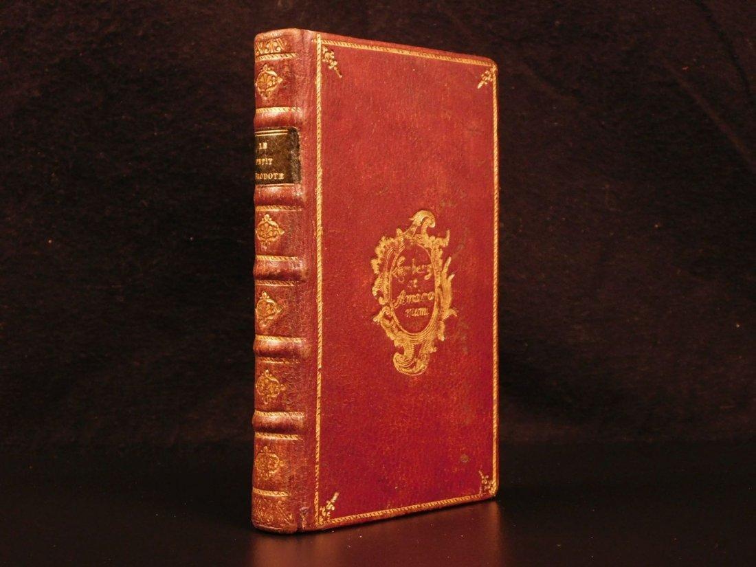 1753 EXQUISITE Mythology Music ART Le Petit Herodote Gi - 2