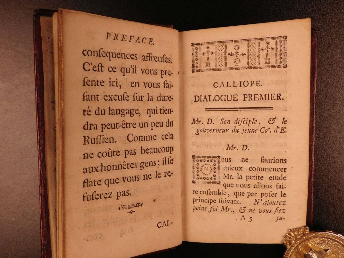 1753 EXQUISITE Mythology Music ART Le Petit Herodote Gi - 6