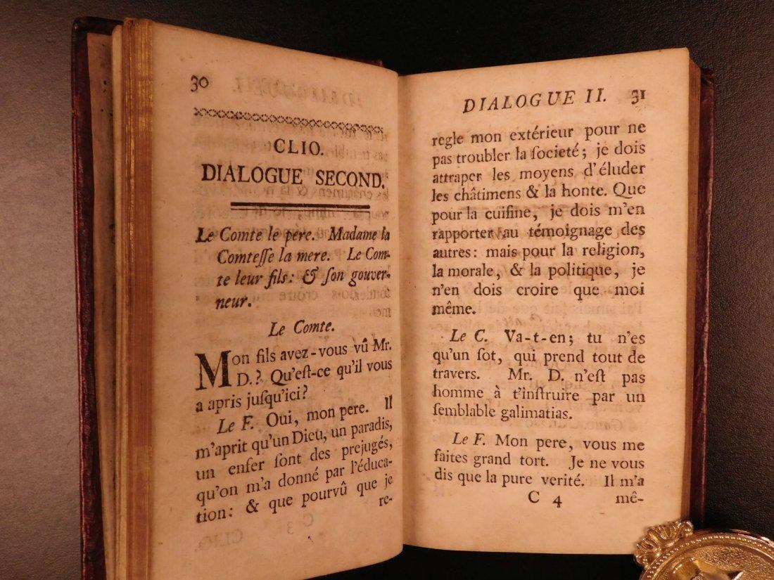 1753 EXQUISITE Mythology Music ART Le Petit Herodote Gi - 7