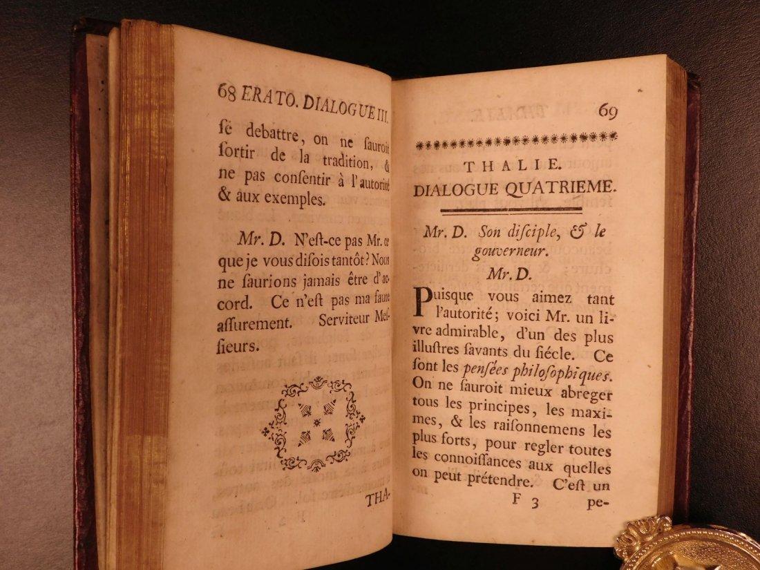 1753 EXQUISITE Mythology Music ART Le Petit Herodote Gi - 8