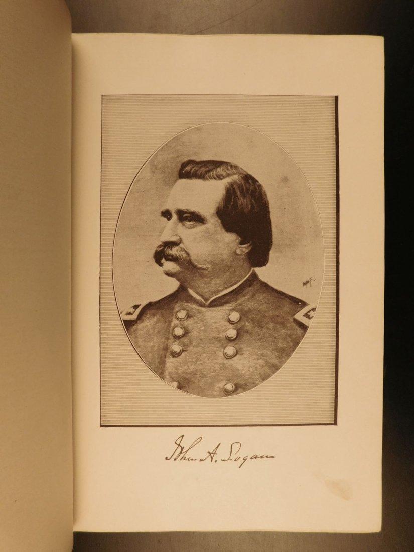 1887 1st ed Volunteer Soldier of America by Logan Civil - 4