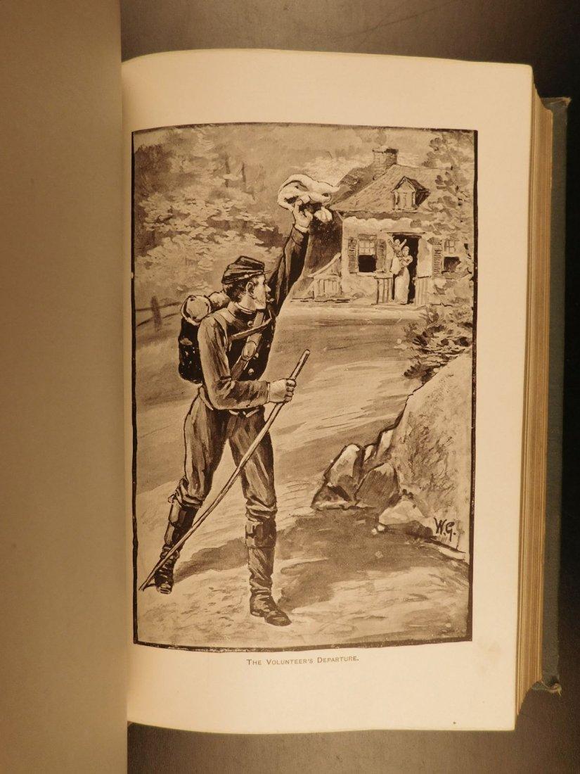 1887 1st ed Volunteer Soldier of America by Logan Civil - 7