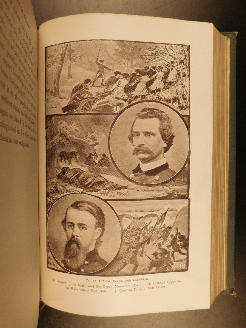 1887 1st ed Volunteer Soldier of America by Logan Civil - 8