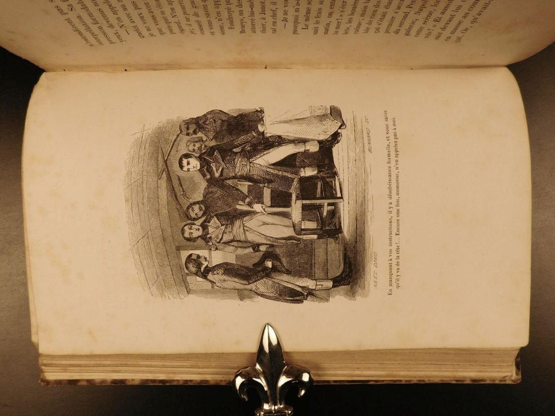 1846 Napoleon Bonaparte Saint-Hilaire Illustrated - 10
