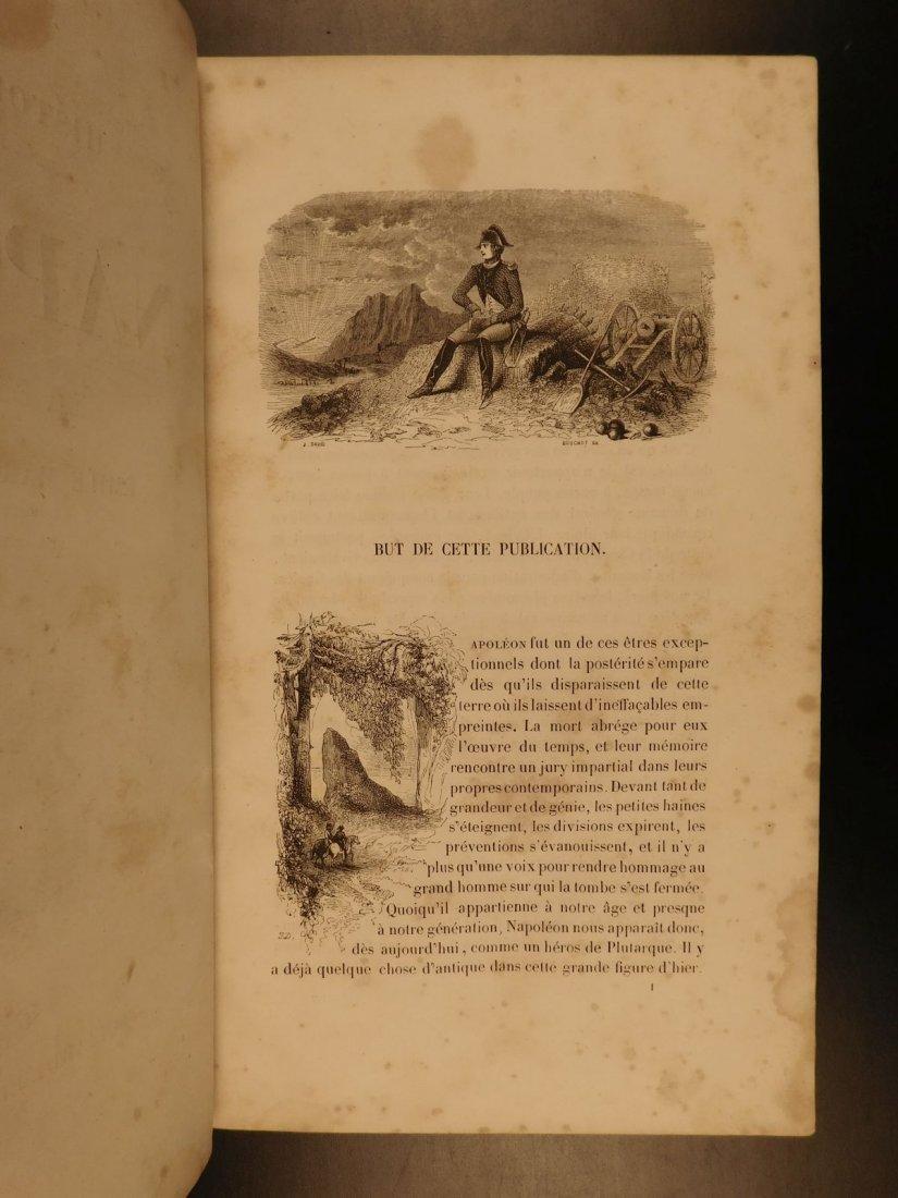 1846 Napoleon Bonaparte Saint-Hilaire Illustrated - 3
