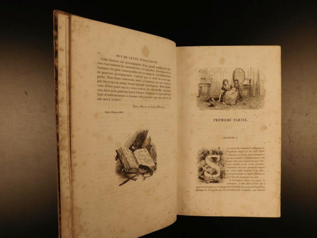 1846 Napoleon Bonaparte Saint-Hilaire Illustrated - 4