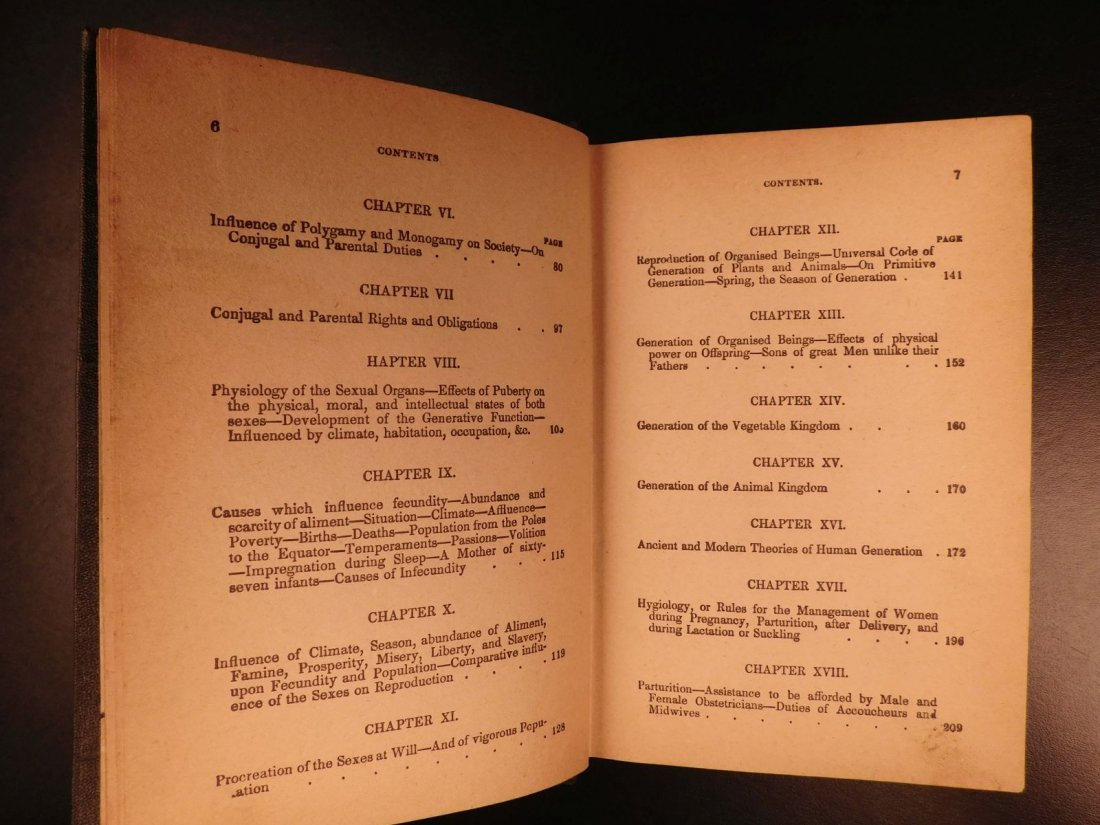1888 The Marriage Guide Medicine Sexuality Physiology - 5