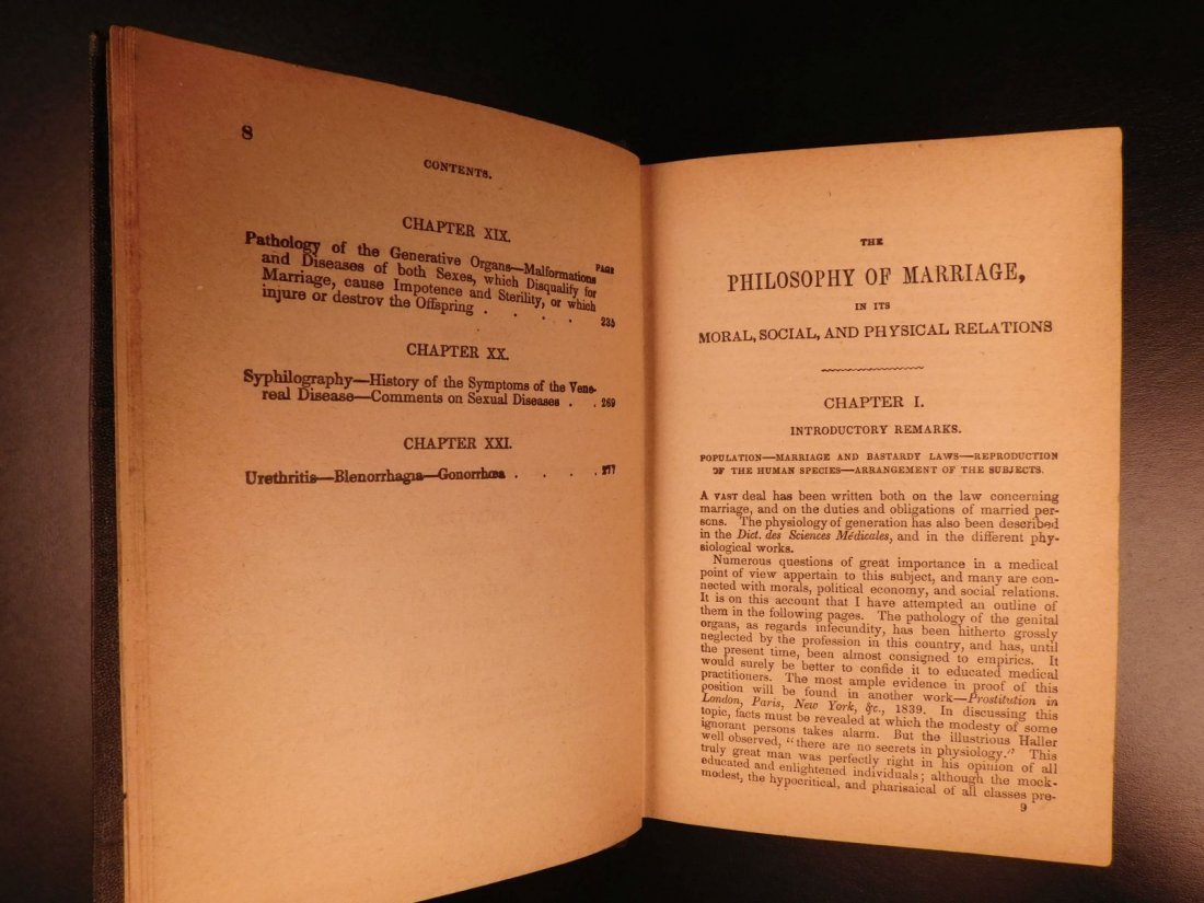 1888 The Marriage Guide Medicine Sexuality Physiology - 6
