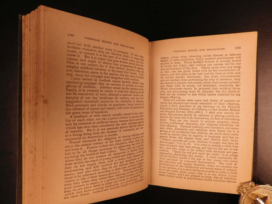 1888 The Marriage Guide Medicine Sexuality Physiology - 8