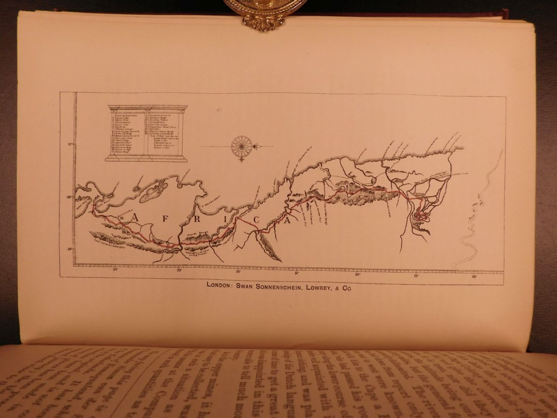 1888 History of South Africa Theal Hottentot Chinese - 6