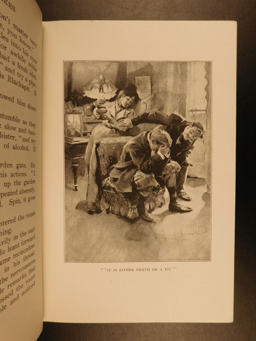 1899 1st US ed When the Sleeper Wakes HG Wells Dystopia - 6
