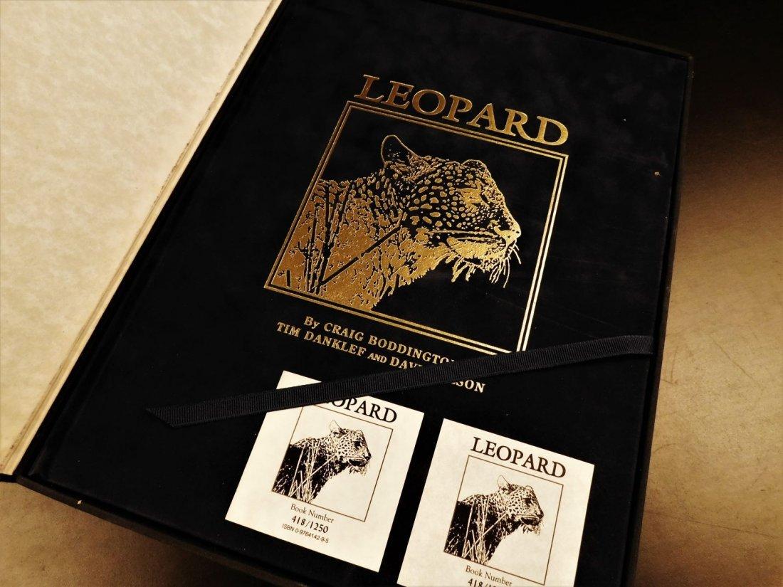 2006 Boddington's Leopard AFRICAN Safari Hunting - 2