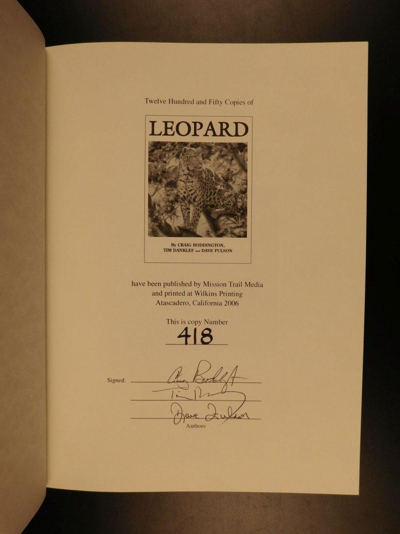 2006 Boddington's Leopard AFRICAN Safari Hunting - 3
