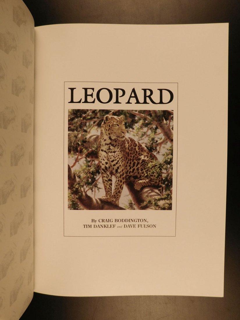 2006 Boddington's Leopard AFRICAN Safari Hunting - 4