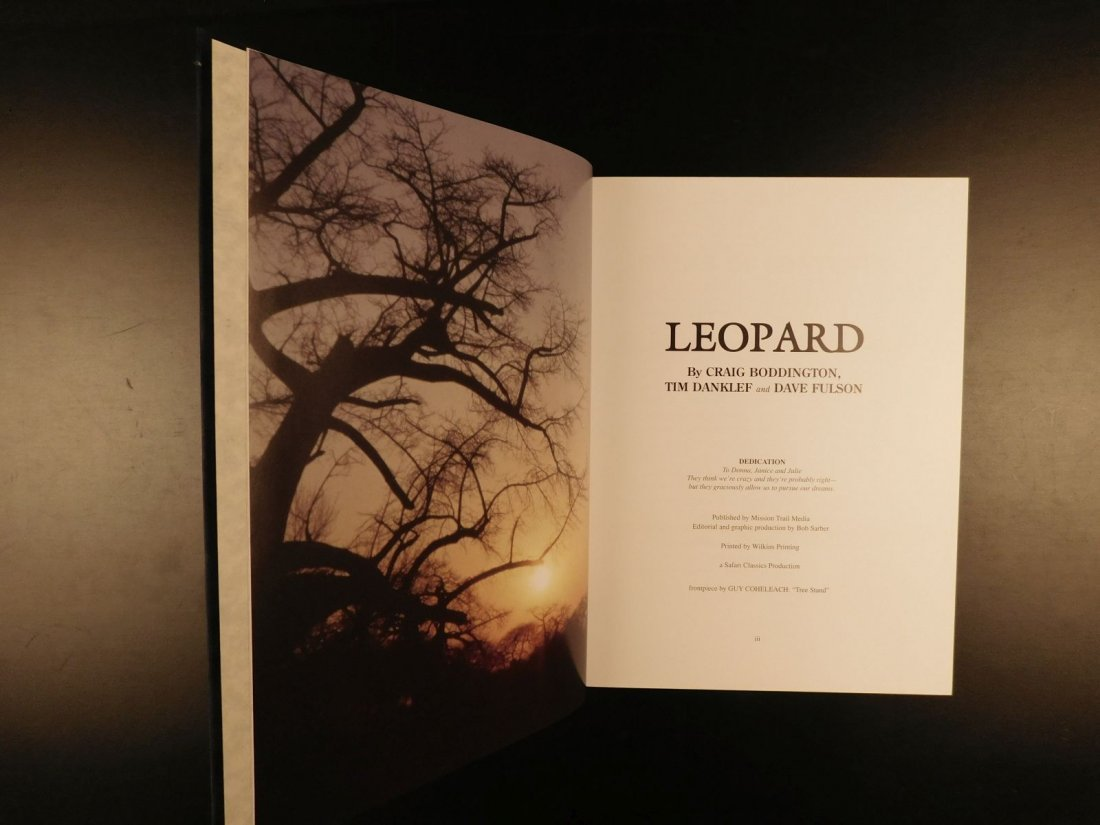 2006 Boddington's Leopard AFRICAN Safari Hunting - 5