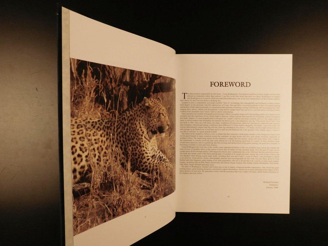2006 Boddington's Leopard AFRICAN Safari Hunting - 6
