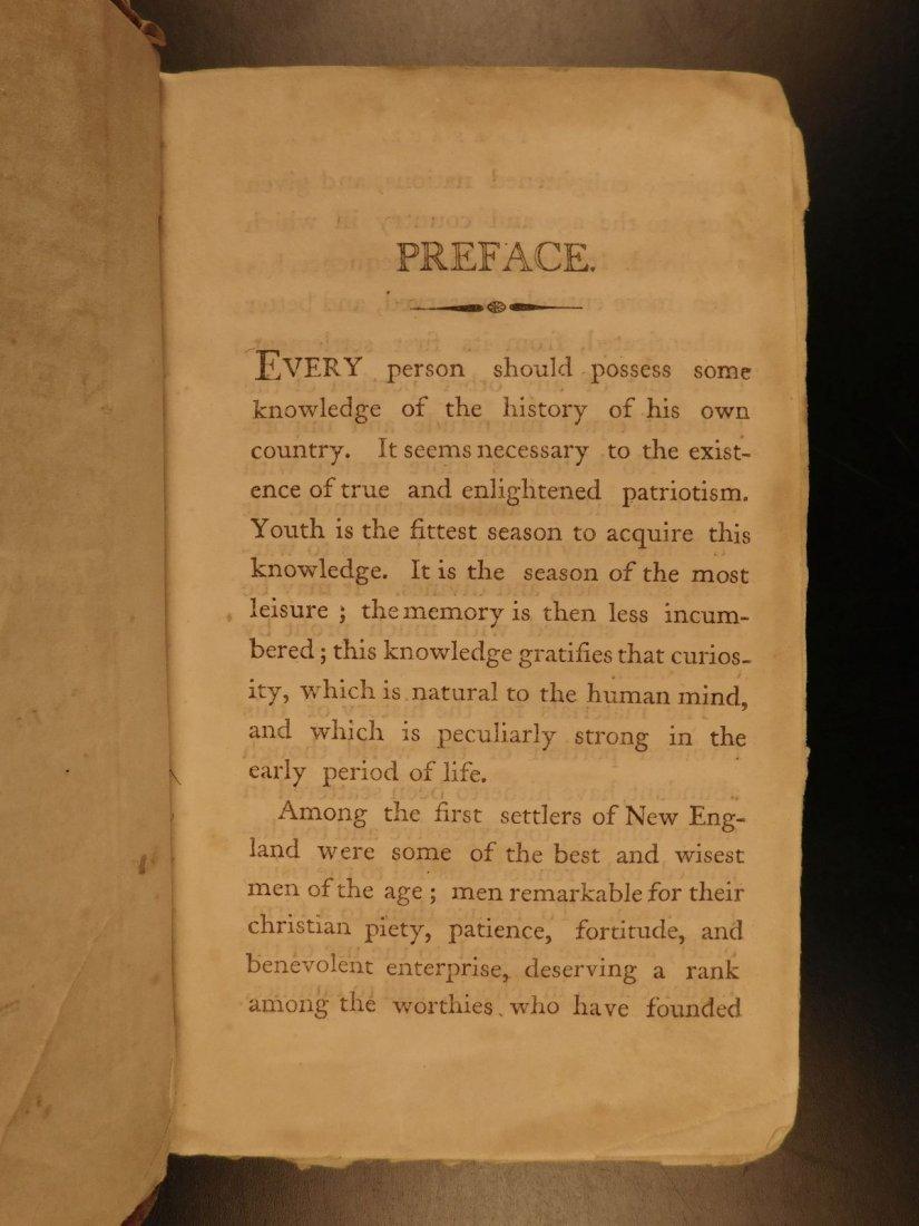 1804 AMERICANA Jedidiah Morse History of New England - 3