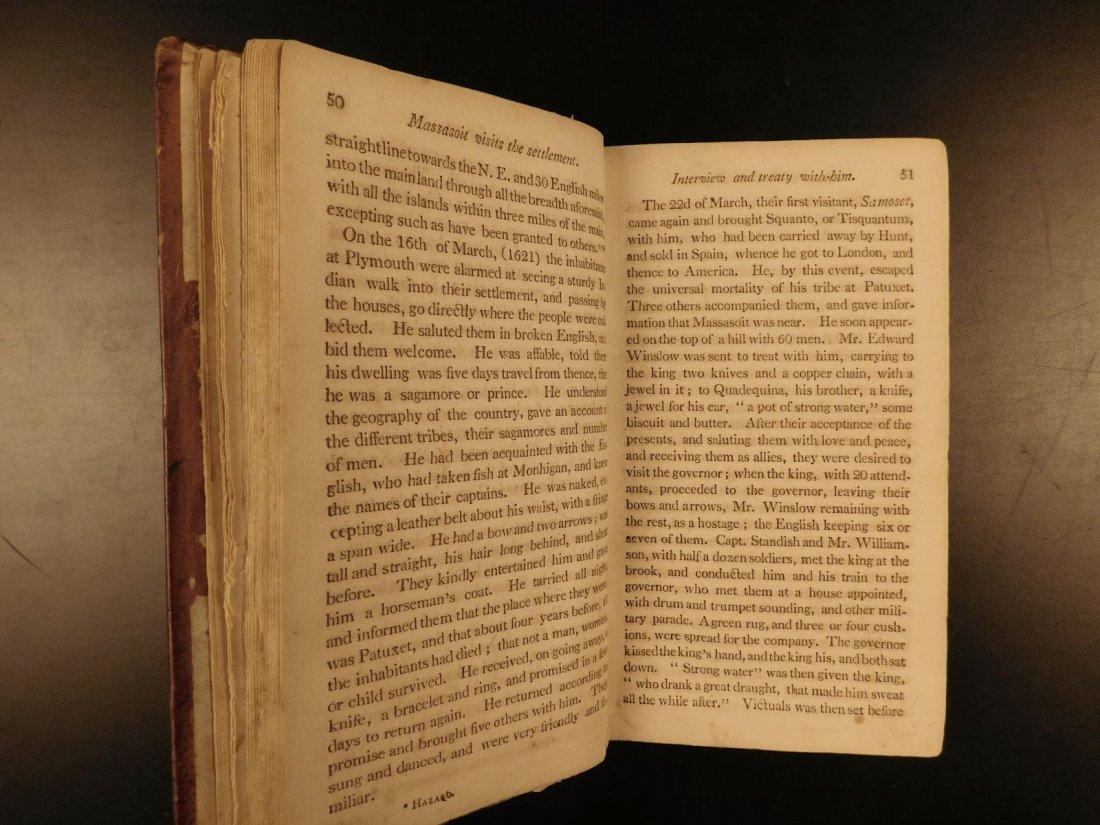 1804 AMERICANA Jedidiah Morse History of New England - 7