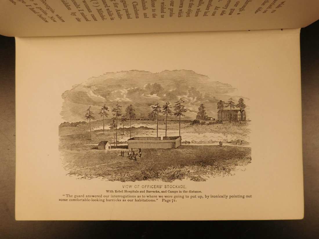 1866 1ed Andersonville Soldier's Story CIVIL WAR - 6