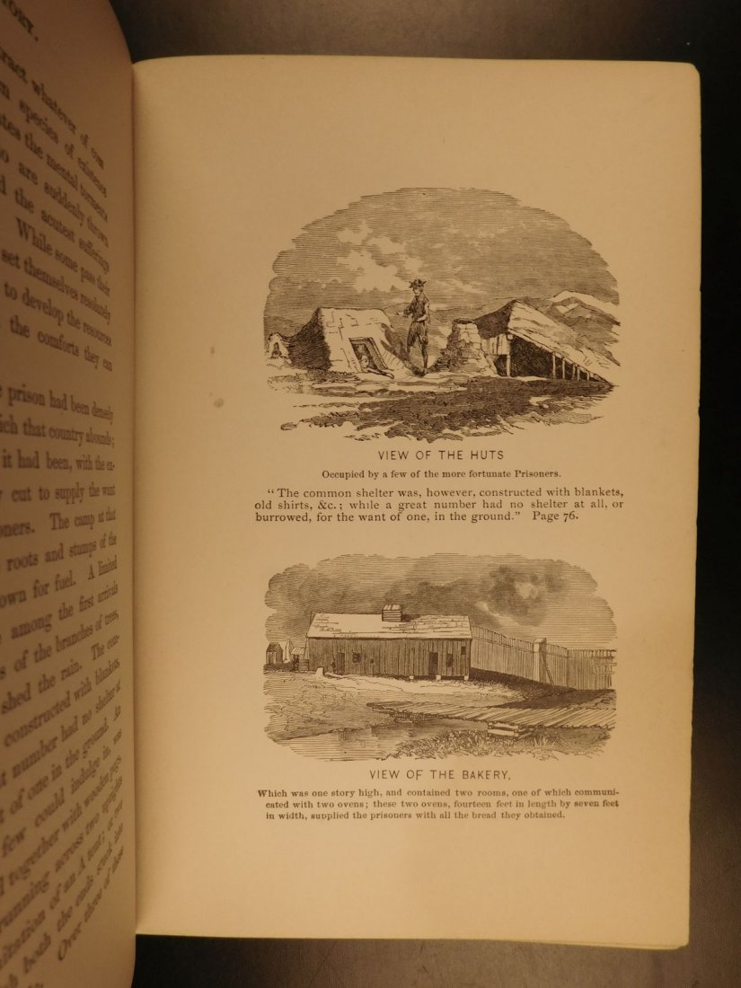 1866 1ed Andersonville Soldier's Story CIVIL WAR - 8