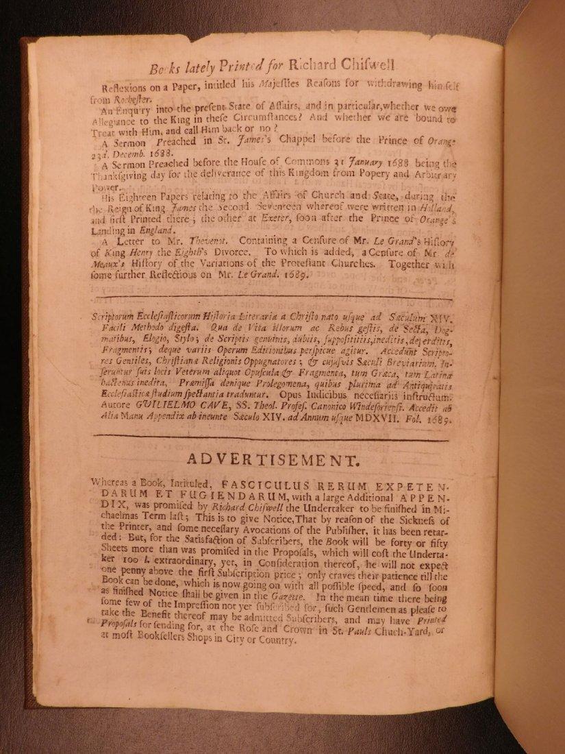 1689 1st ed Glorious Revolution Allegiance James II - 10