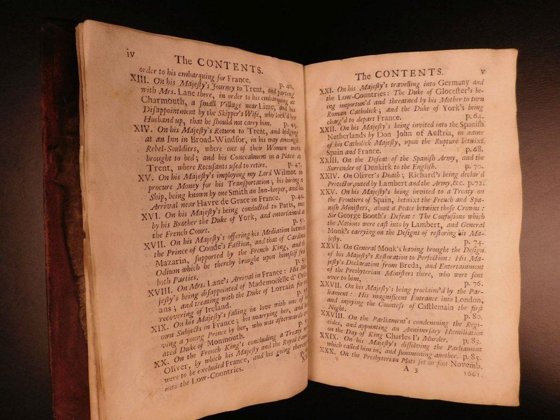 1694 Eikon Basilike Trial of King Charles I of English - 4