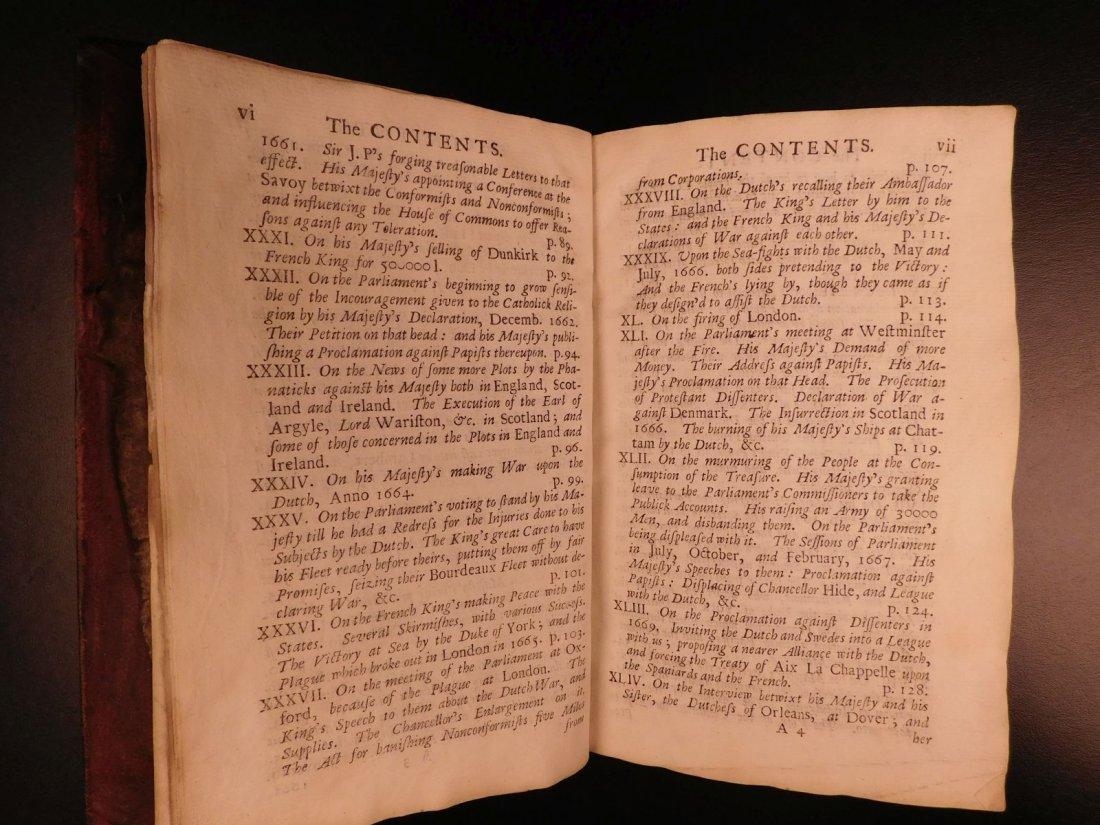 1694 Eikon Basilike Trial of King Charles I of English - 5
