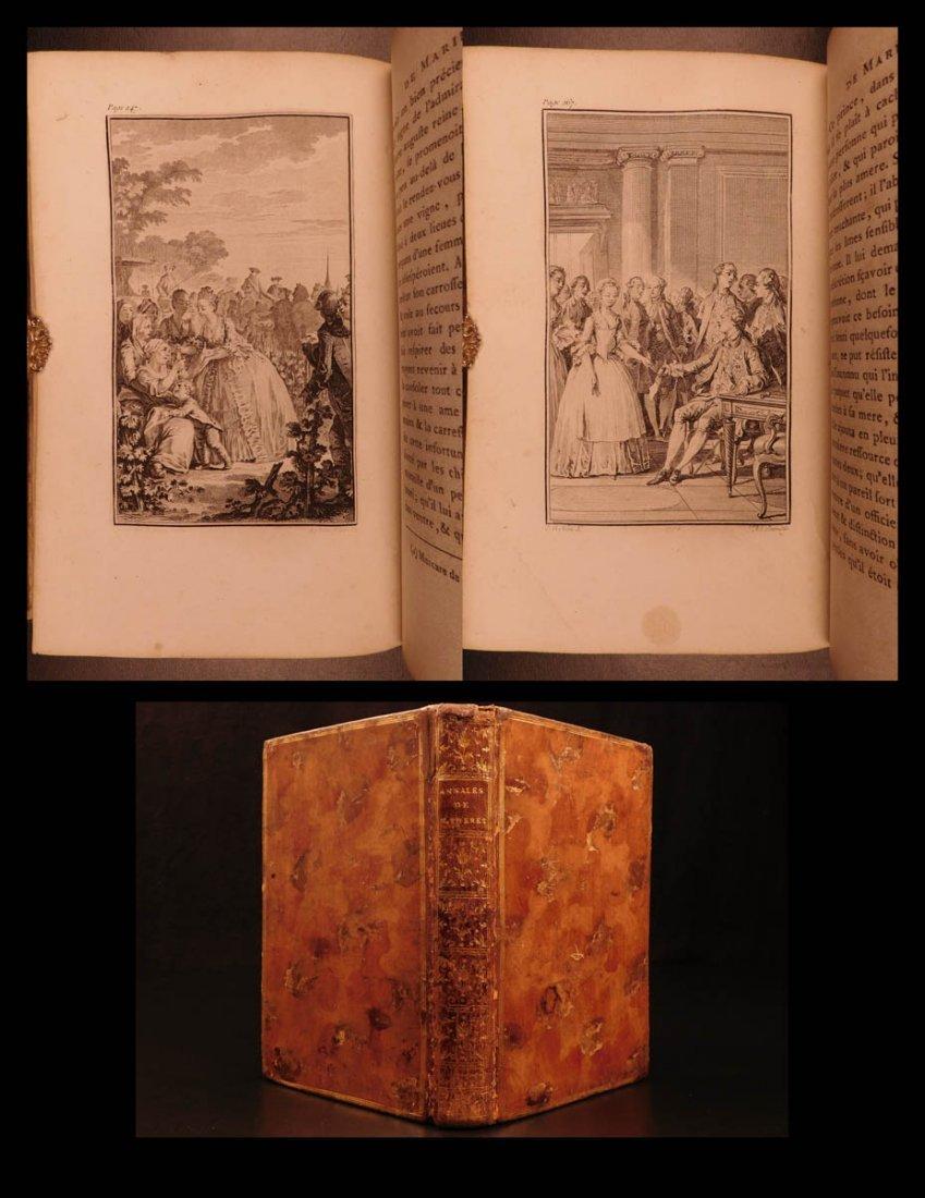 1781 Annals of Maria Theresa HAPSBURG Austria Holy Roma