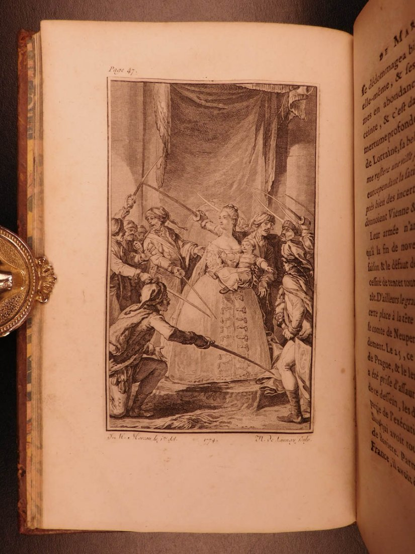 1781 Annals of Maria Theresa HAPSBURG Austria Holy Roma - 7